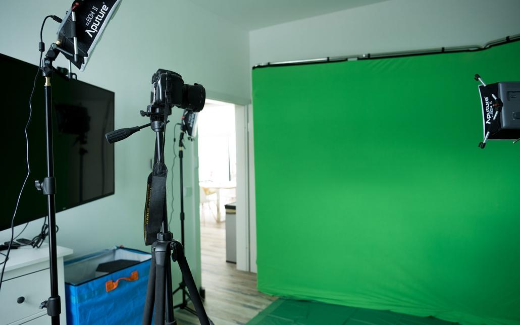 CoWorking - Studio-Equipment